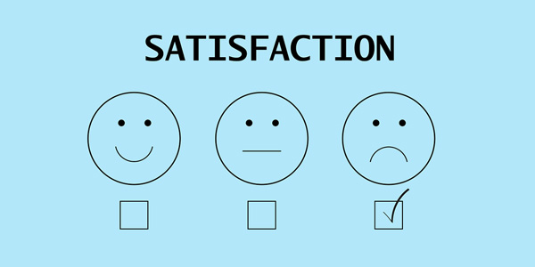 What are customer satisfaction surveys?