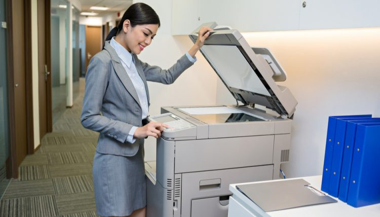 Four signs you need to replace your photocopier