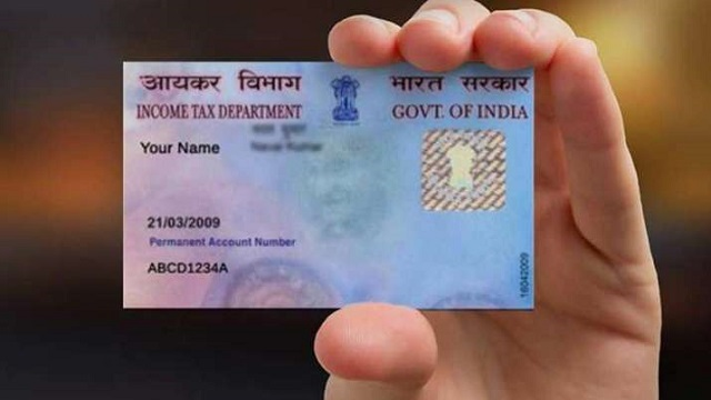 My PAN card is allotted, but my PAN card number is not working. What should I do?